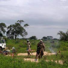 Campamento en Gerewol