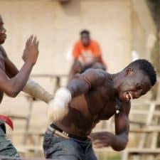Dambe boxing