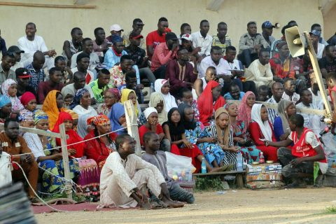 Dambe boxing Nigeria 1