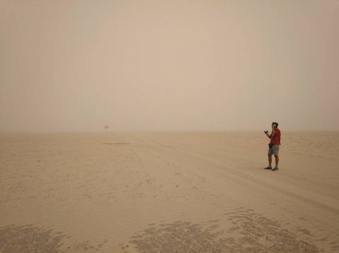 Desierto del Chad