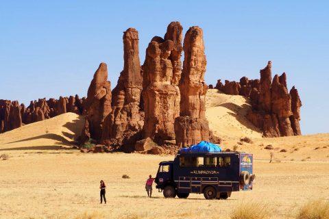 Ennedi Plateau