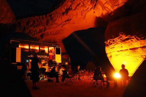 Africa overland trip
