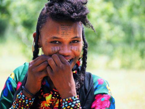Gerewol Chad