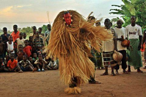 West Africa culture