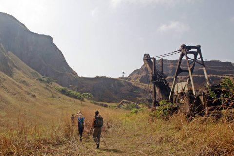 Hiking Nimba Liberia
