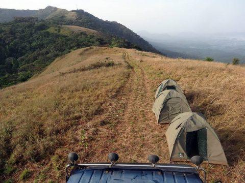 Liberia overland trips