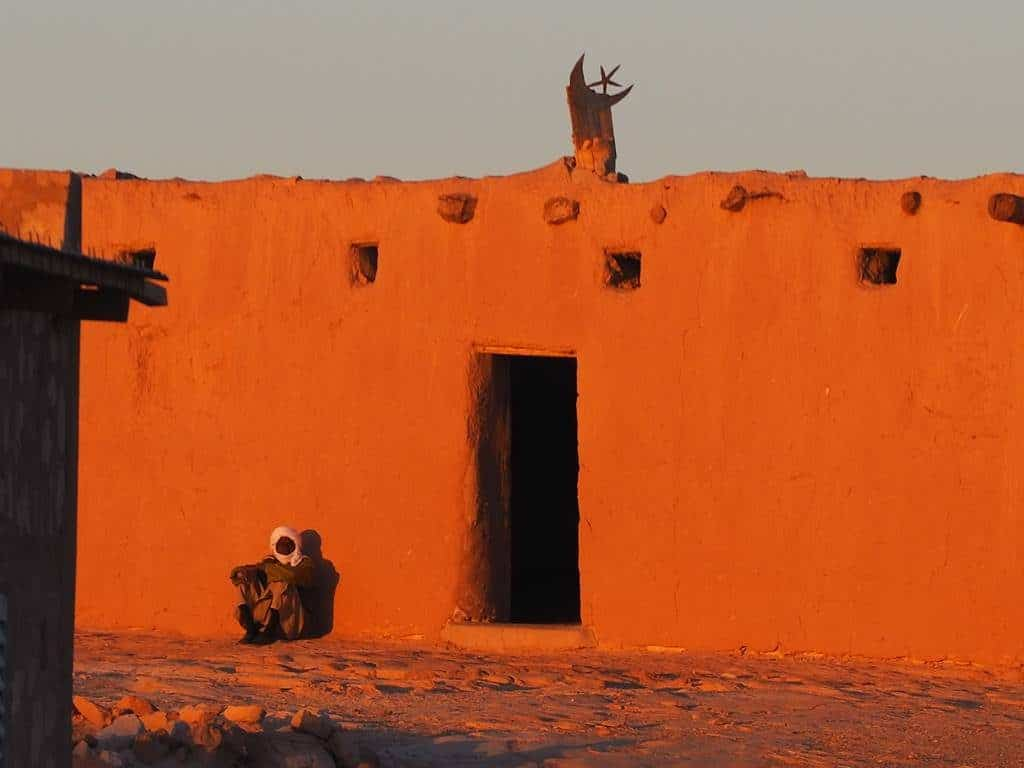 Mosque of Ounianga Kebir