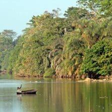 Tiwai Island Sierra Leone