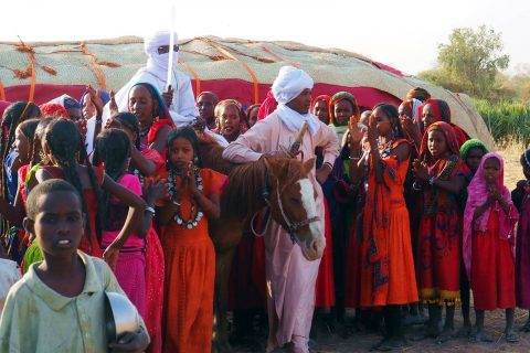 Festival of Nomadic Cultures of Chad