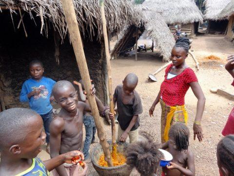 Trip to Sierra Leone
