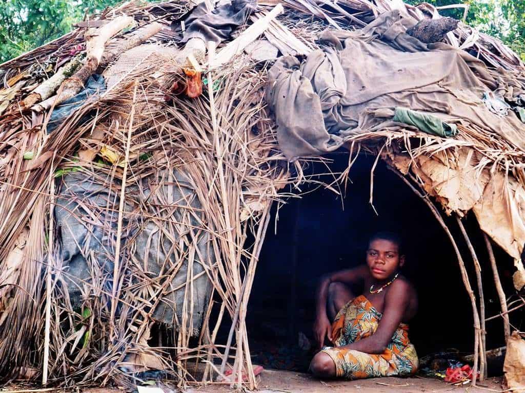 Visit Baka pygmies