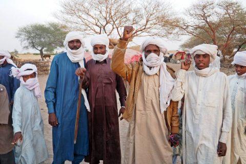 Arabs Chad