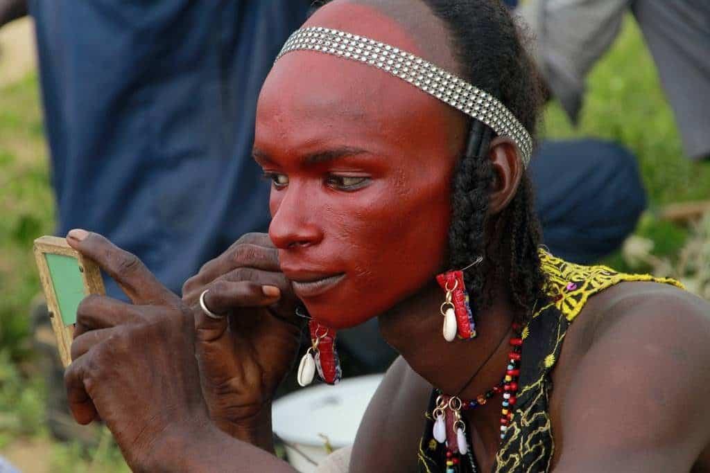 Wodaabe festival Africa