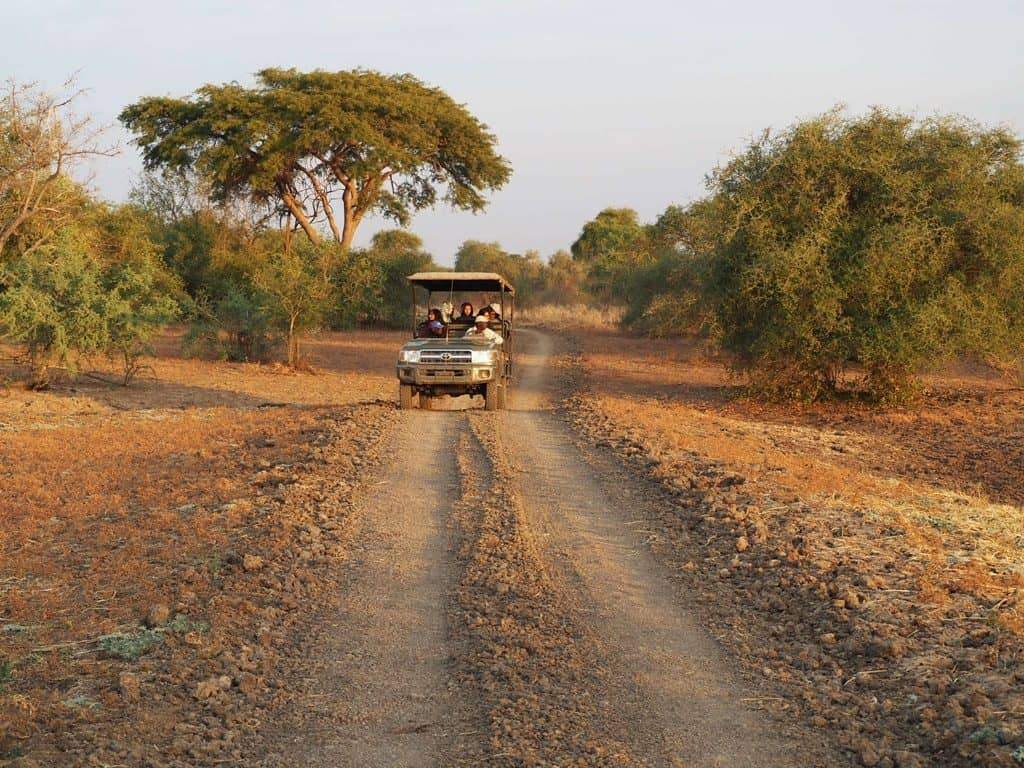 Zakouma tours Chad