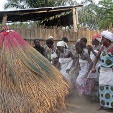 Zangbeto Benin