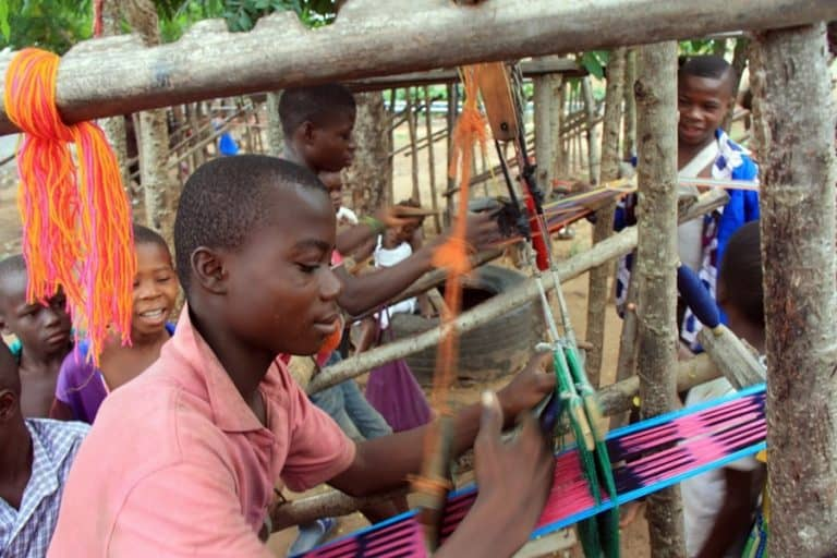 Traditional Fabrics of Ivory Coast
