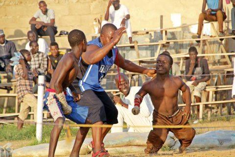 Dambe boxing Nigeria 2