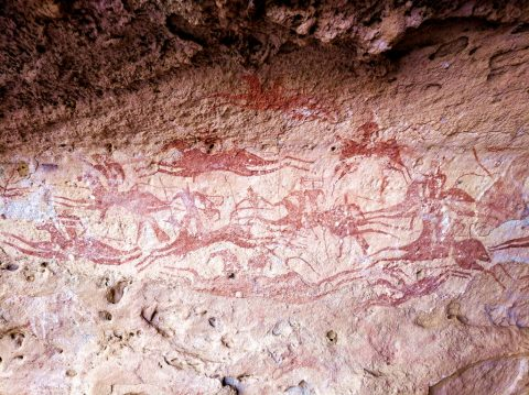 paintings in Ennedi