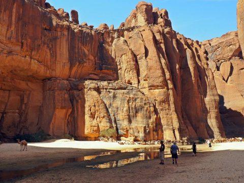 Guelta d'Archei in Ennedi