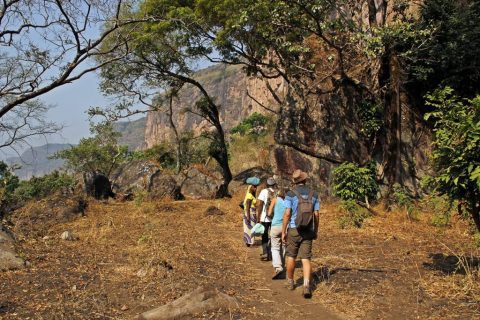 Hiking Fouta Djallon