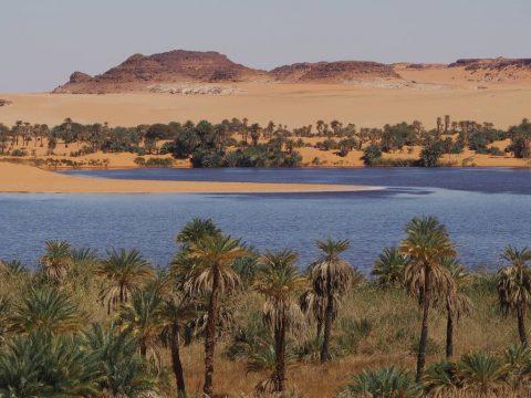 Lac Katam Ounianga
