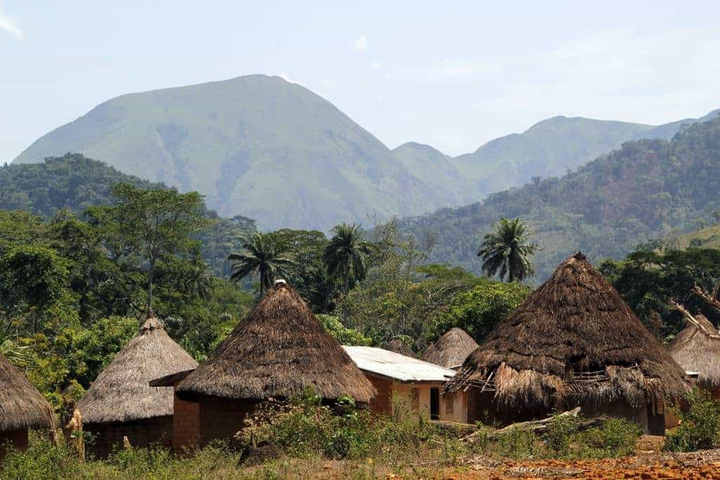 Nimba Guinea Conakry
