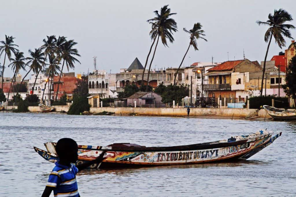 Saint Louis UNESCO de Senegal