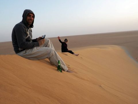 Travelling to Chad