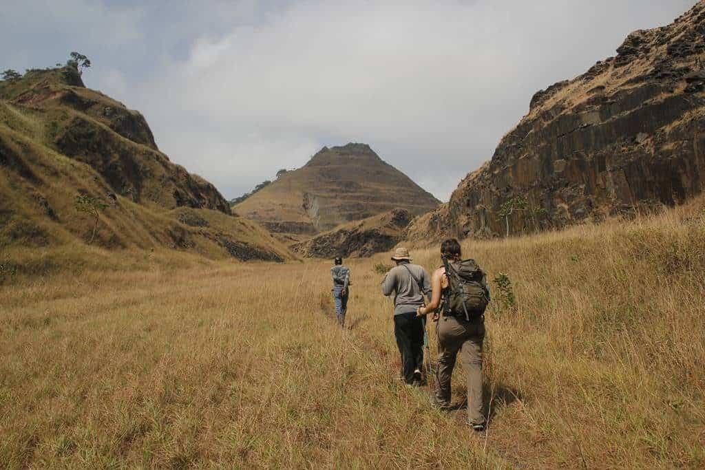 Trekking West Africa