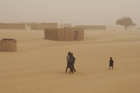 Travel to north Chad