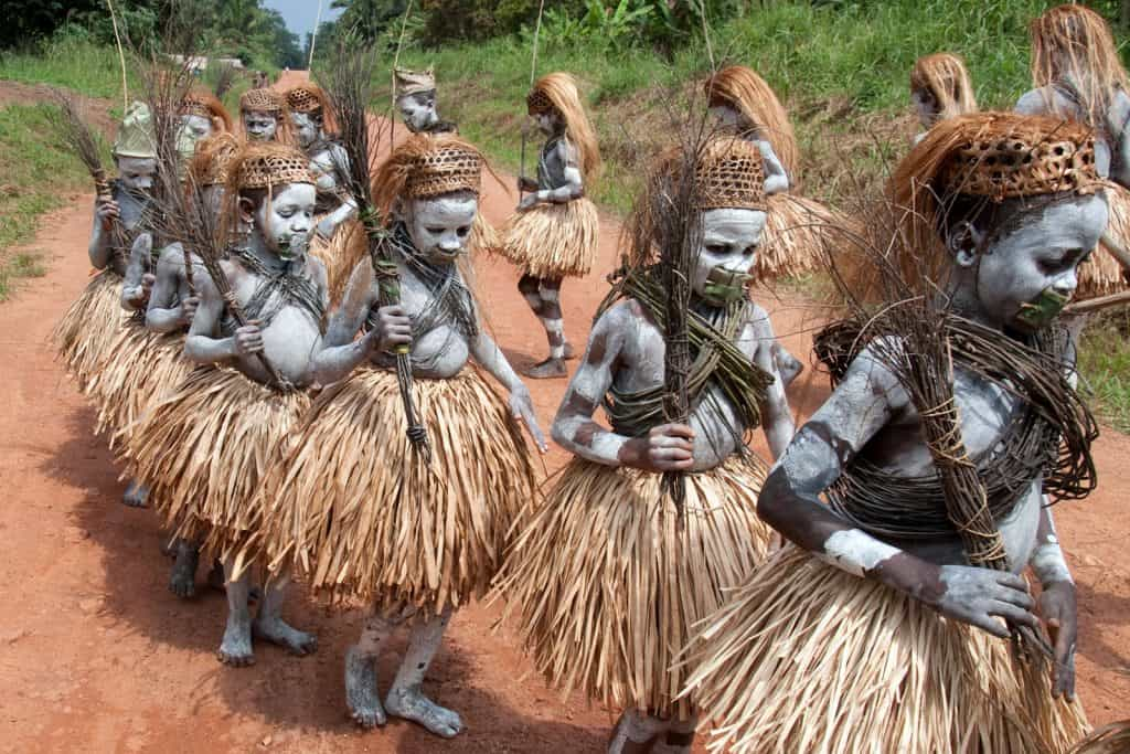 Trips to Congo