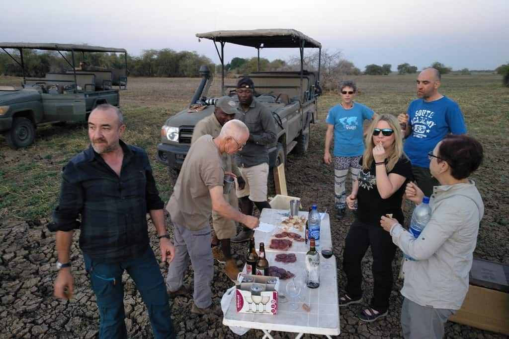 Overland tours in Central Africa