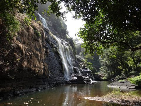 Waterfall Fouta Djalon